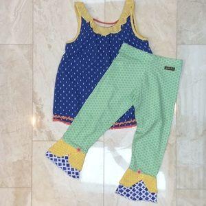 Girls Matilda Jane outfit